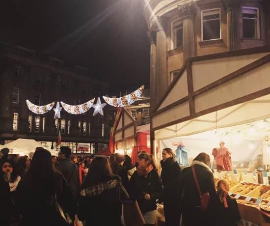 Newcastle Christmas Market