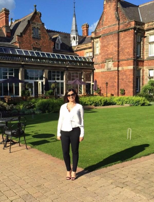 Rockliffe Hall gardens