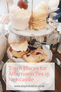 Afternoon Tea in Newcastle