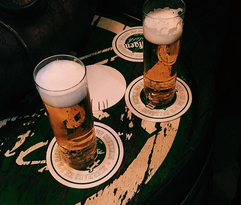 Kolsch Beer. Cologne