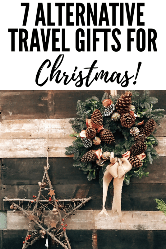 Alternative Travel Related Gifts