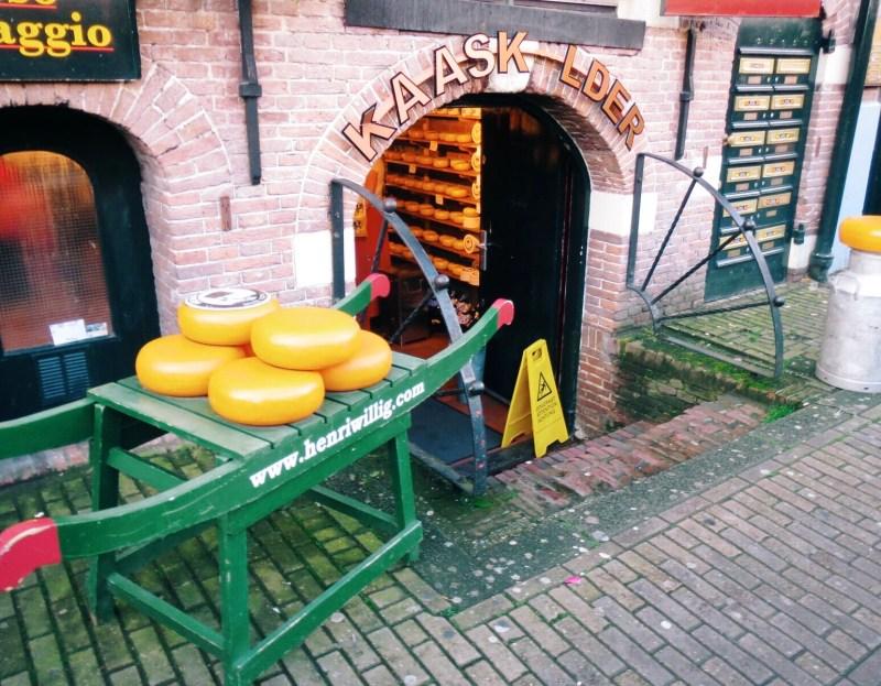 Henri Willig, Bloemenmarkt