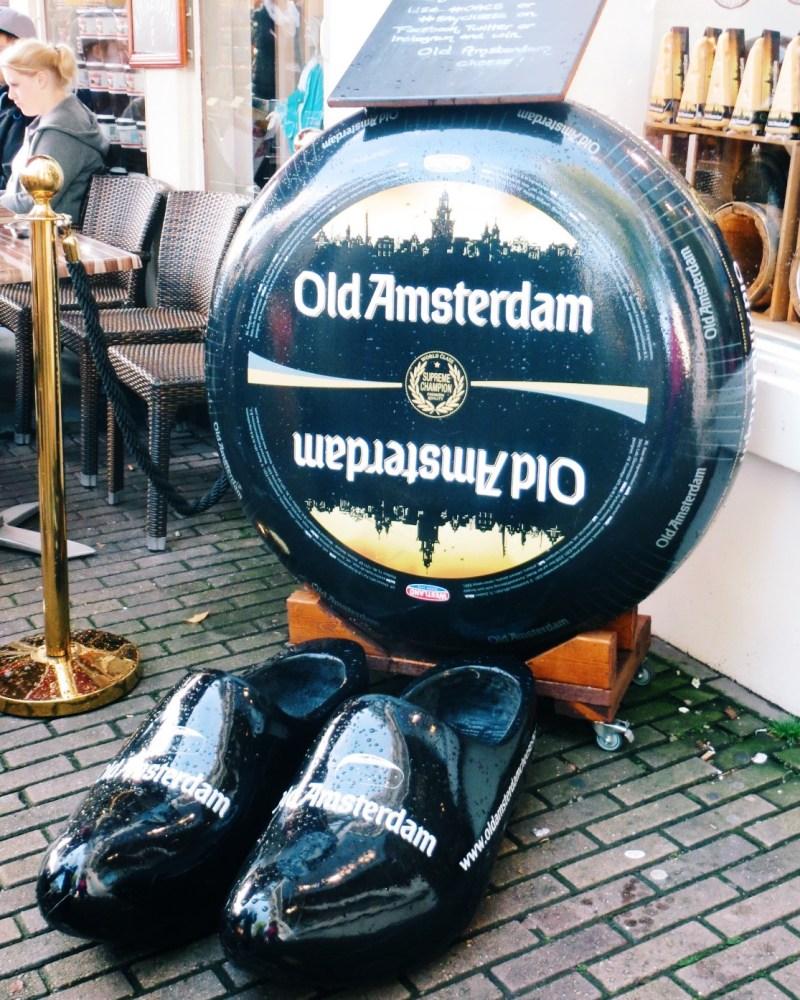 Old Amsterdam cheese, Bloemenmarkt