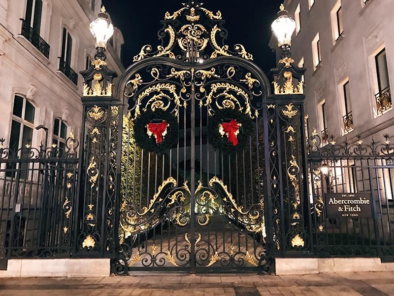 Abercrombie & Fitch, Paris