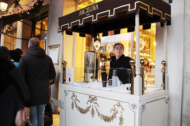 Angelina's, Paris