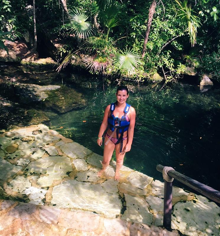 Xel ha cenotes, Tulum