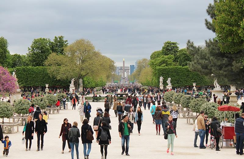 Paris Tuileries