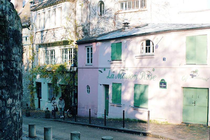 Le Maison Rose, Paris
