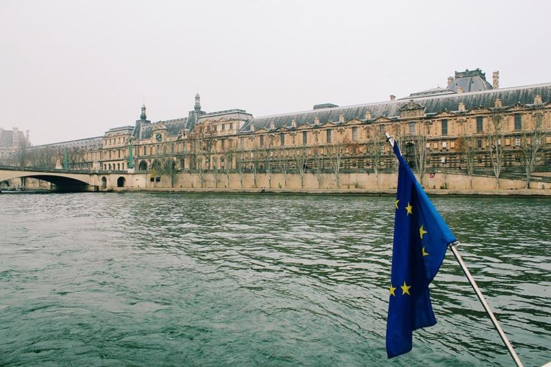 Batobus, Paris