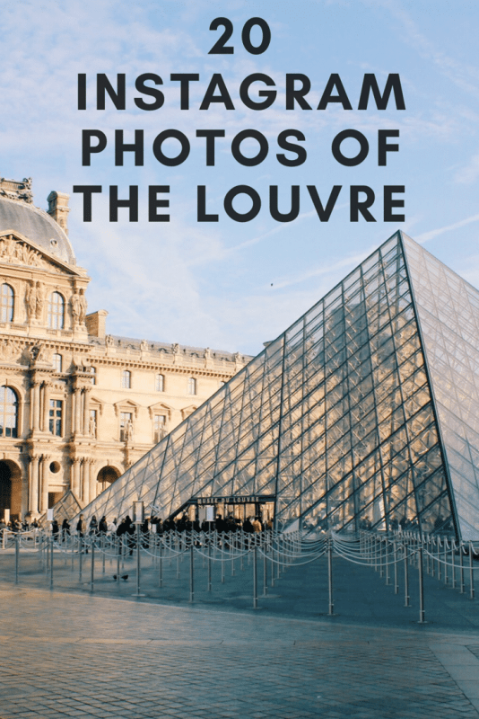 Photos of the Louvre