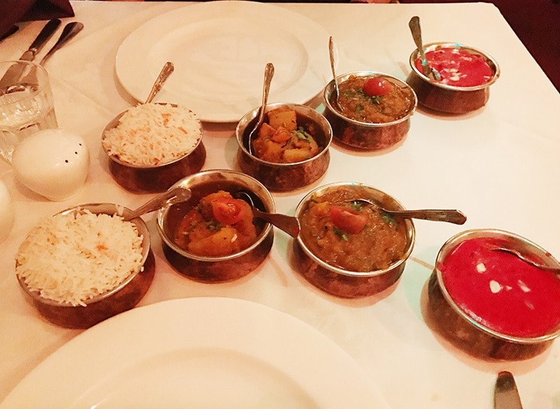 Ahar Indian tapas