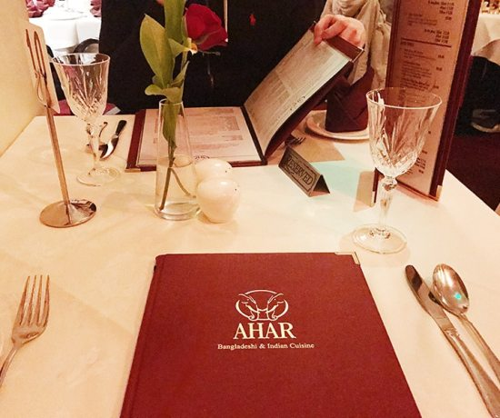 Ahar Indian restaurant