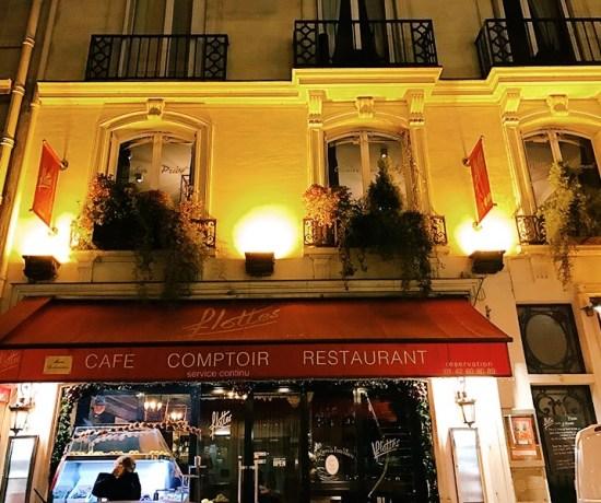 Flottes Restaurant Paris