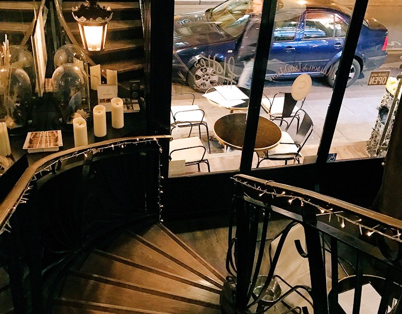 Flottes restaurant, Paris