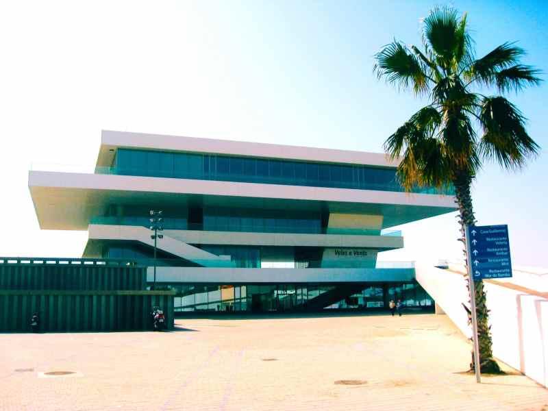 Valencia architecture