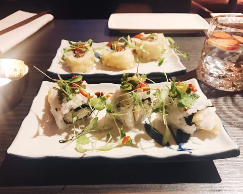 Aveika sushi