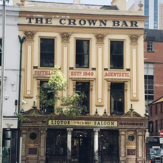 The Crown Pub, Belfast