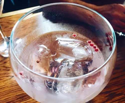 The Continental Gin Bar