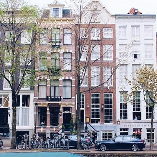 Ambassade Hotel, Amsterdam