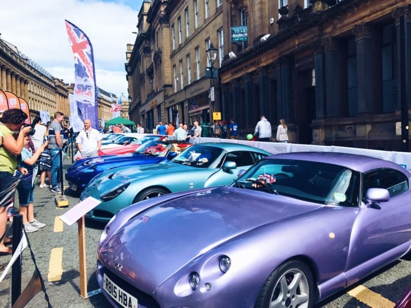 Newcastle Motor Show