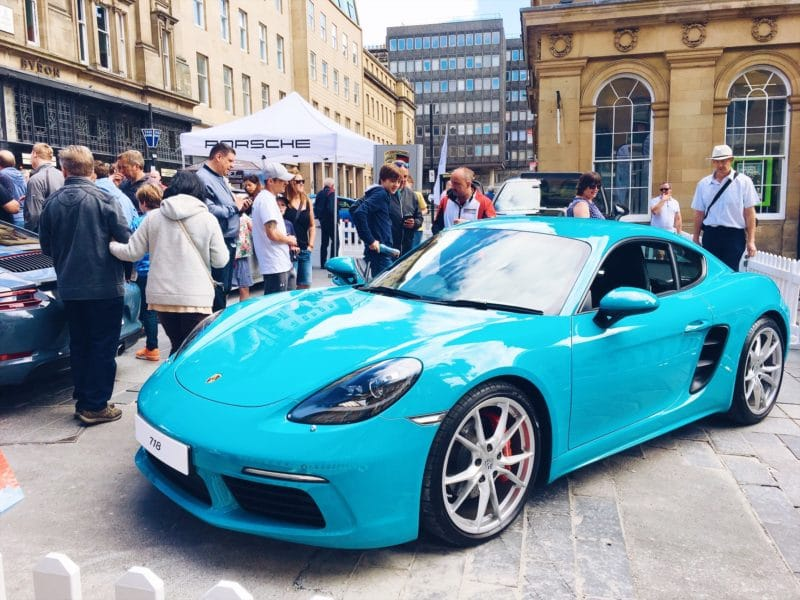 Newcastle Motor Show