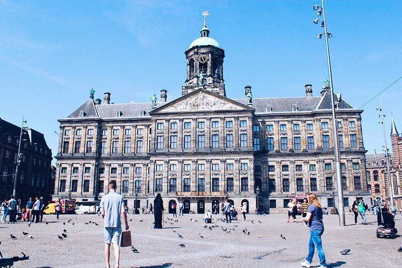 Amsterdam itinerary