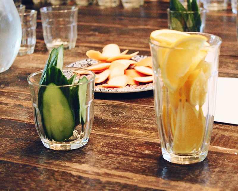 Gin masterclass at The Botanist
