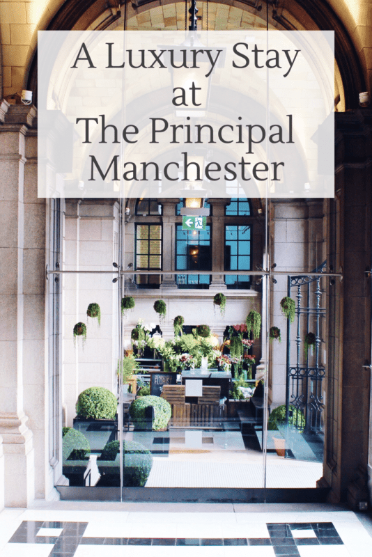 A Luxury Stay at The Principal Manchester