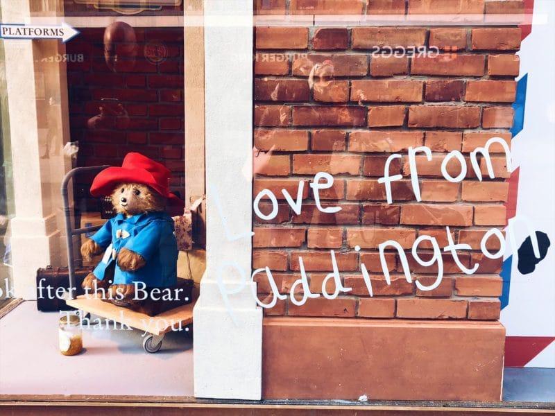 Love from Paddington - Fenwick's Window 2017