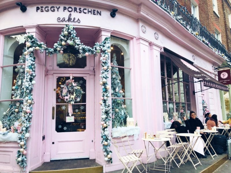 Peggy Porschen Cakes, London