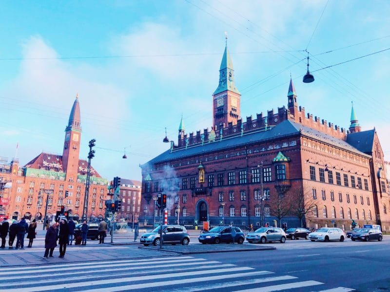 Tourist sights of Copenhagen