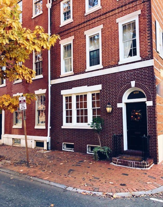 Historical Tour through Philadelphia's Old City