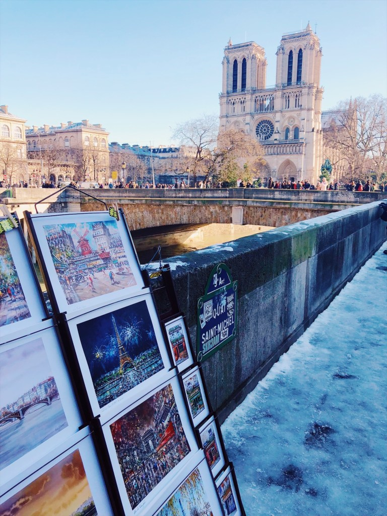 Things to do in Paris with your mum