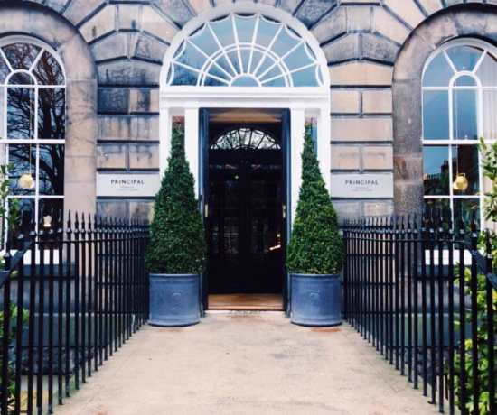 The Principal Edinburgh Charlotte Square hotel review