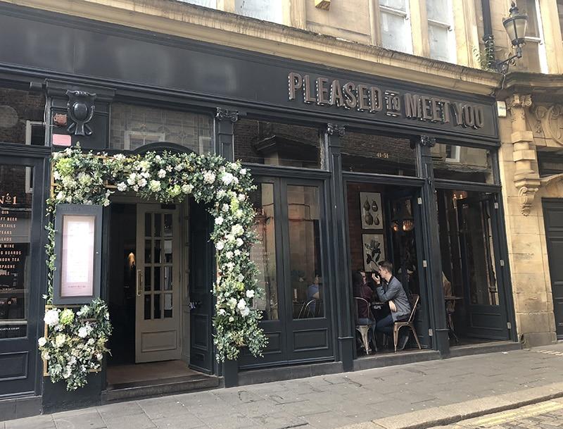 Newcastle Restaurant week 2018