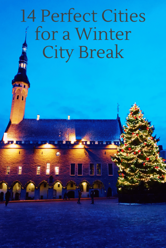 14 Perfect Cities for a Winter City Break