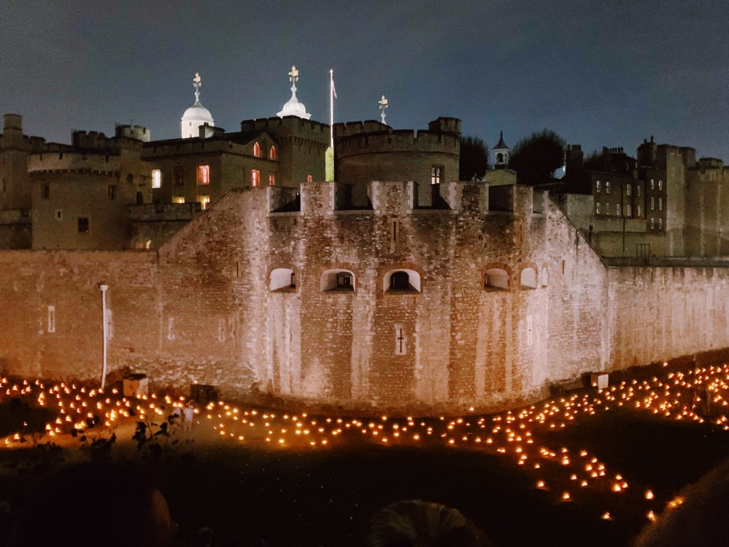 100 years of Remembrance at the Tower of London