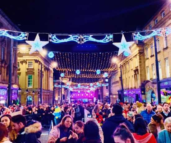 A Guide to Christmas in Newcastle