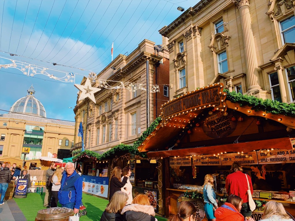 Guide to Christmas in Newcastle