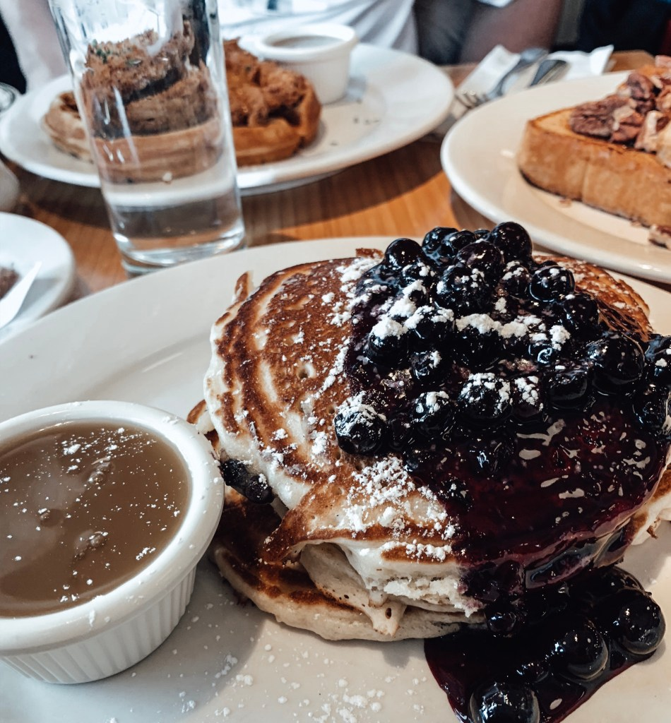 3 Brunch Spots in Manhattan, New York