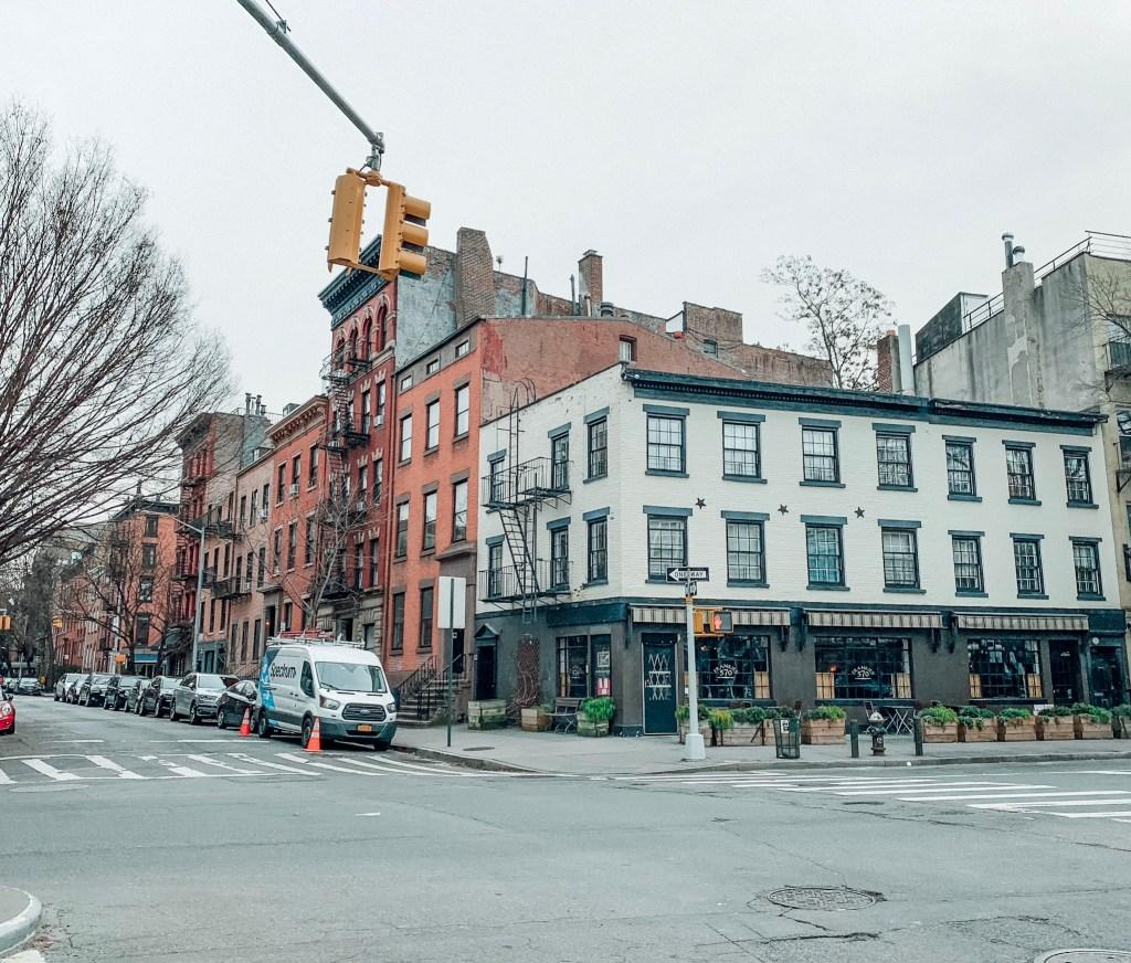 Exploring the West Village, New York City