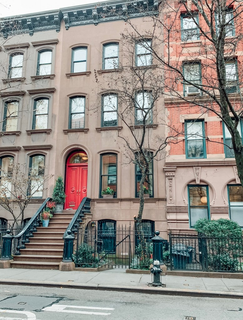 Exploring the West Village, New York City