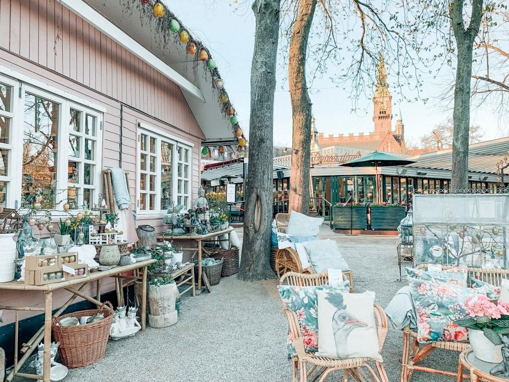 Easter at Tivoli, Copenhagen