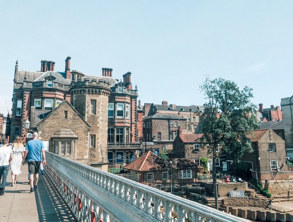 A City Guide to York, England