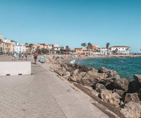 A mini guide to Portixol, Mallorca