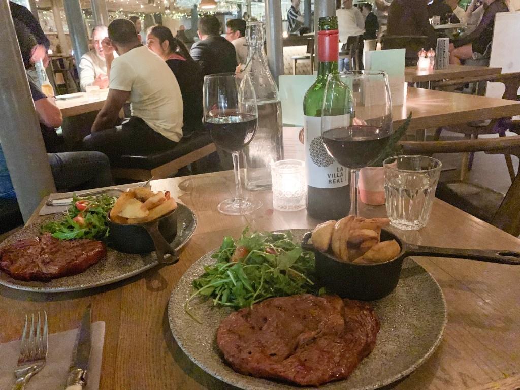 Rabble Edinburgh - restaurant and bar