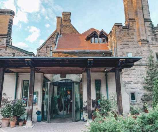 Dining at the Newly Refurbished Jesmond Dene House