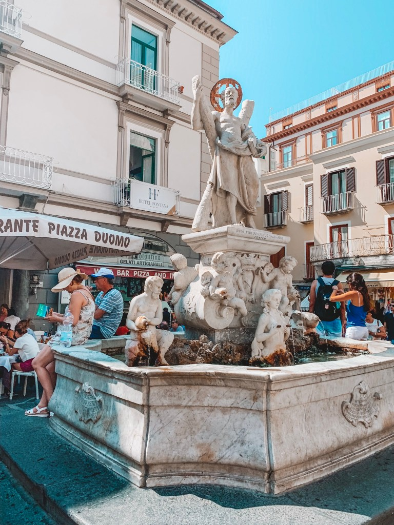 A Guide to visiting Amalfi, Italy