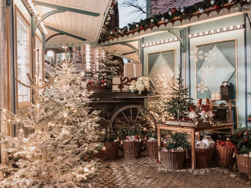 Christmas At Tivoli, Copenhagen