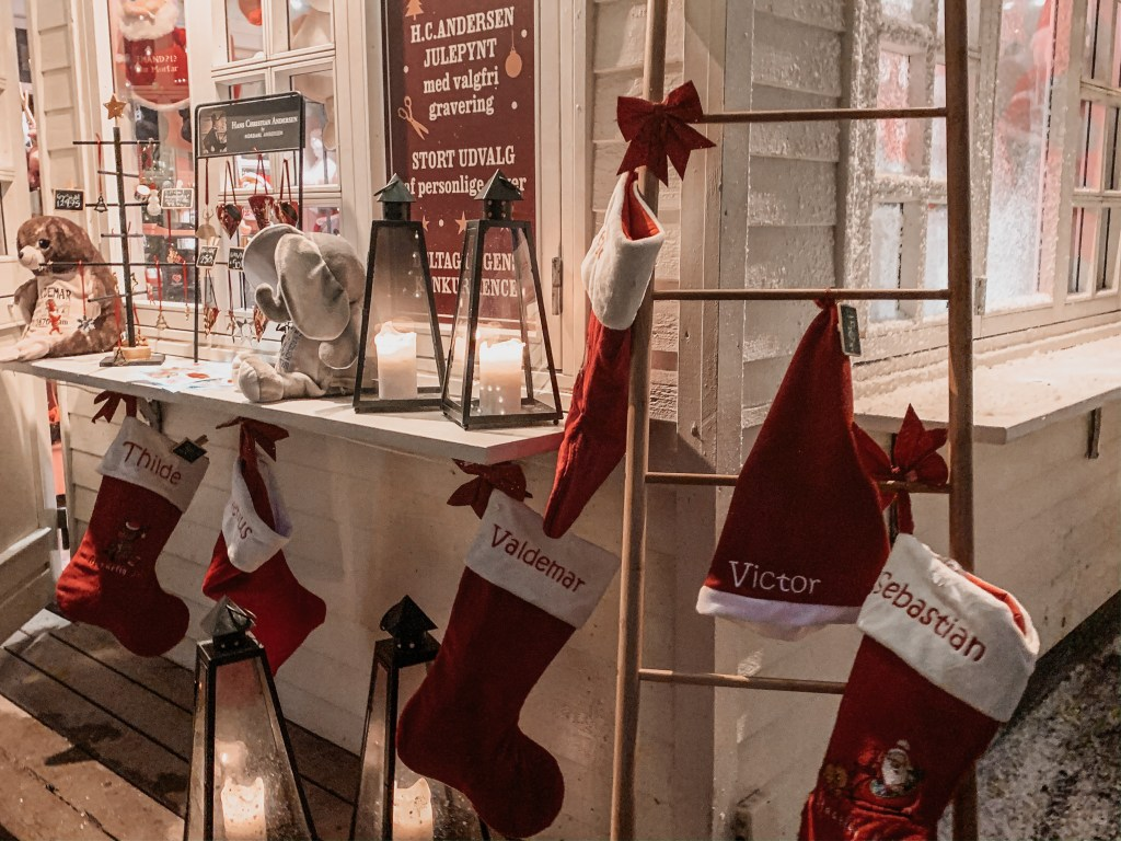 christmas stockings at tivoli